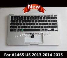 """Nueva Topcase Palmrest Para Macbook Air 11.6 """"A1465 Top case con el teclado no Touchpad EE.UU. 2013 2014 2015"""