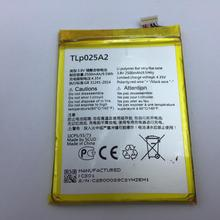 TLp025A2 2500mAh Battery For Alcatel One Touch Onetouch POP C9 Dual 7047D Idol X Plus OT 6043D 8000D 8008D TCL S960