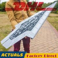 3152 шт. супер Звездный Разрушитель игрушка Execytor 35003 Звездные серии войны Модель Строительный блок кирпич мальчик подарок LegoINGlys 10221
