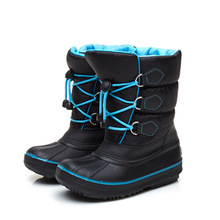 hot deal buy new kids snow boots winter warm boots kids professional non-slip shoes platform cotton boots for girls toddler snow boots