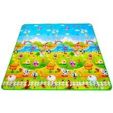 Tapis de jeu pour bébés, jouets pour enfants, tapis de développement des enfants, puzzle en caoutchouc, en mousse Eva, livraison directe