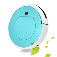 Smart Robotic Vacuum Cleaner Large Mop Floor Sweeper