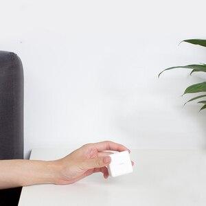 Image 5 - Aqara Cube Controller Zigbee Versione Controllato Da Sei Azioni Funziona Con Xiaomi Norma Mijia Gateway Per Smart Home Kit Bianco