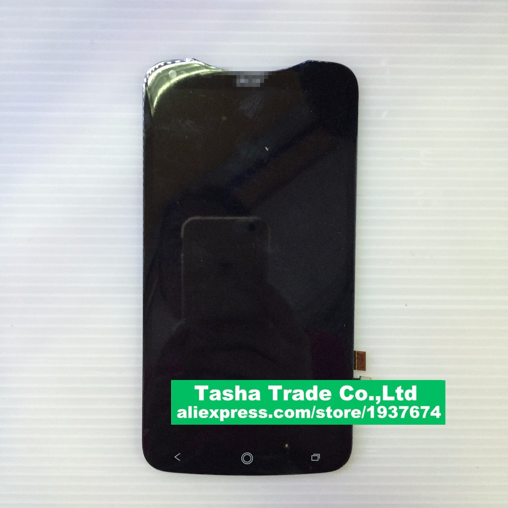 LCD Panels for Acer Liquid S2 Black LCD Display Panel Screen Digitizer Touch Screen Glass Assembly Replacement