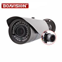 Outdoor Bullet IP Camera HD 1080P 2 0Megapixel Surveillance Camera Waterproof 4X Auto Vari Focal Lens