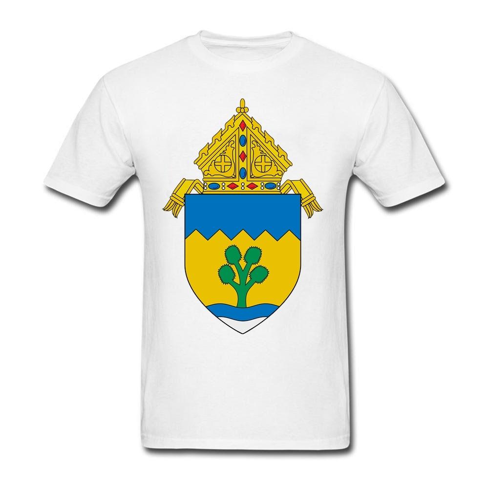 Design your own t shirt las vegas - Coat Of Arms Roman Catholic Diocese Of Las Vegas Svg Tees Shirt Couple Top Designing Short Sleeve Valentine S Tees Shirt
