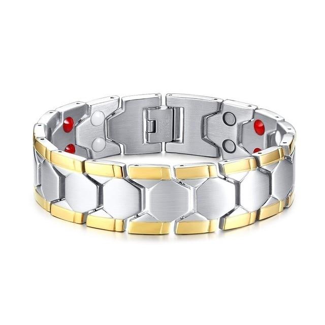 Vnox Stylish Mens Magnetic...
