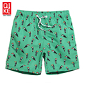 Board shorts mens swimwear boardshorts gym swimming trunks shorts joggers running men outdoor pattern bathing swimsuit male A5