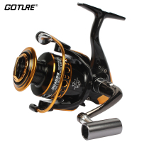 Venture DQ Series Spinning Fishing Reel 5 2 1 12 1BB Metal Spool Saltwater Feeder Carp