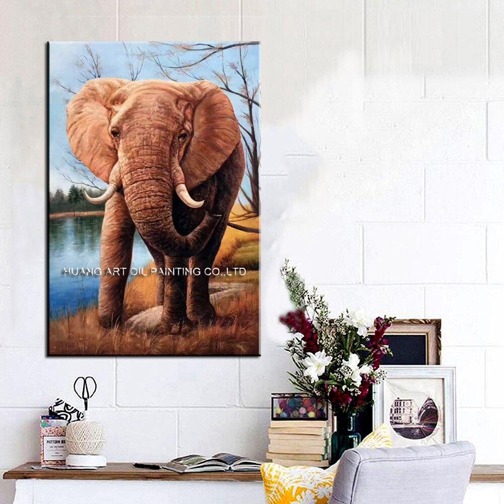 Професионален художник Ръчно - Декор за дома - Снимка 2