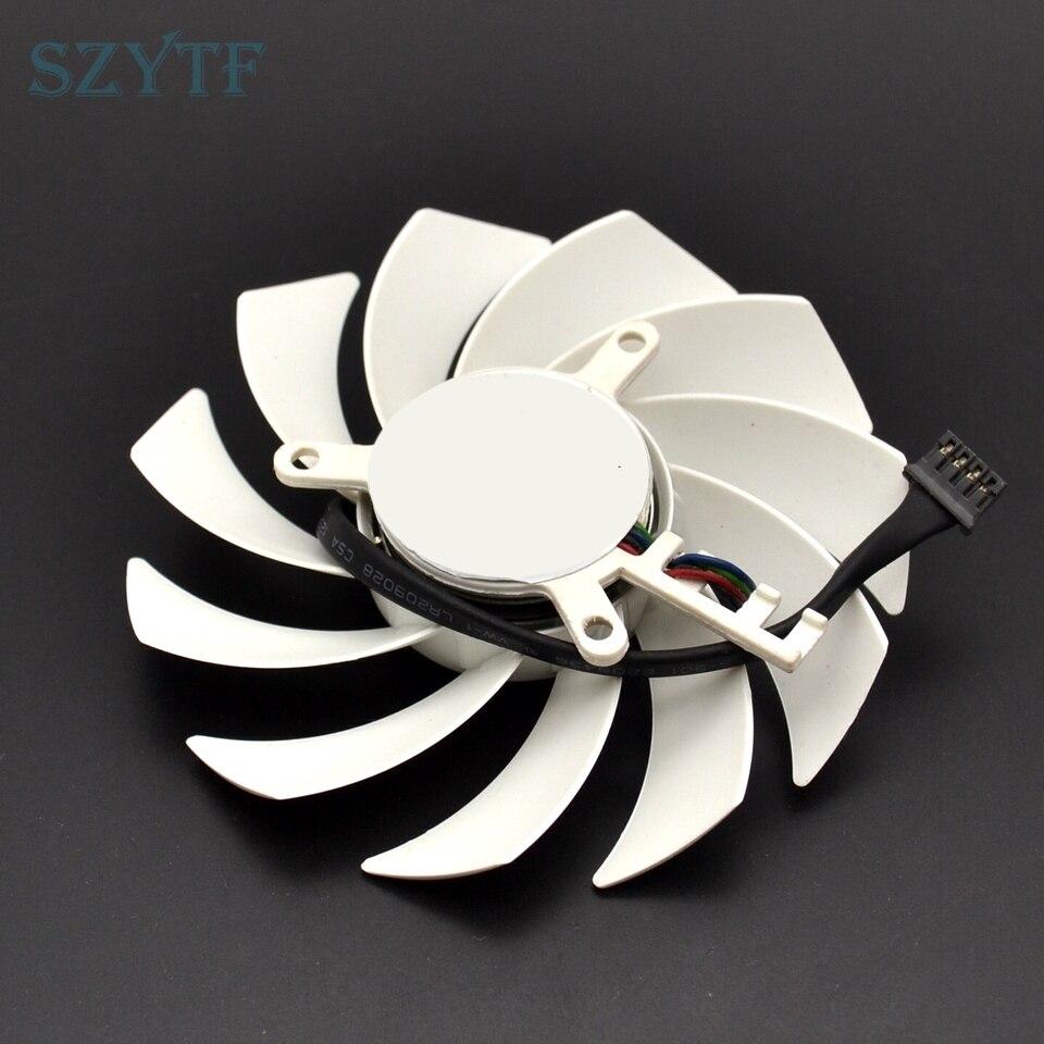 Vidéo carte fanNew CF-12915B 12 V 0.35A ventilateur de la carte Graphique 86mm diamètre Trou distance 39*39*39