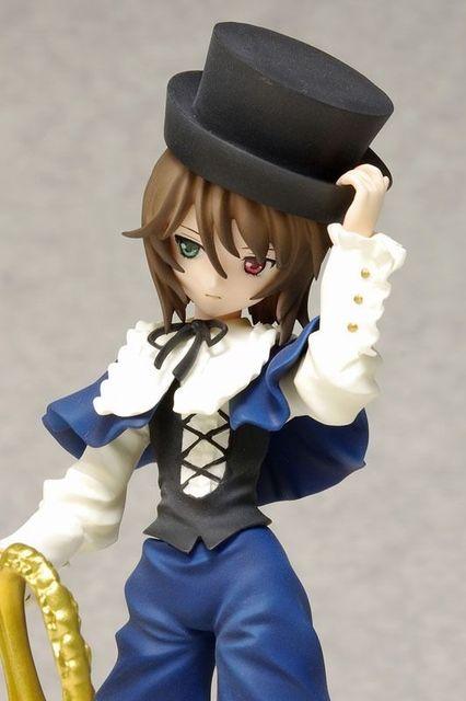 Аниме фигурка Rozen Maiden Souseiseki Lapislazuli strong, японская аниме-игрушка, ПВХ фигурка, полимерная коллекция, модель игрушки, подарки 5