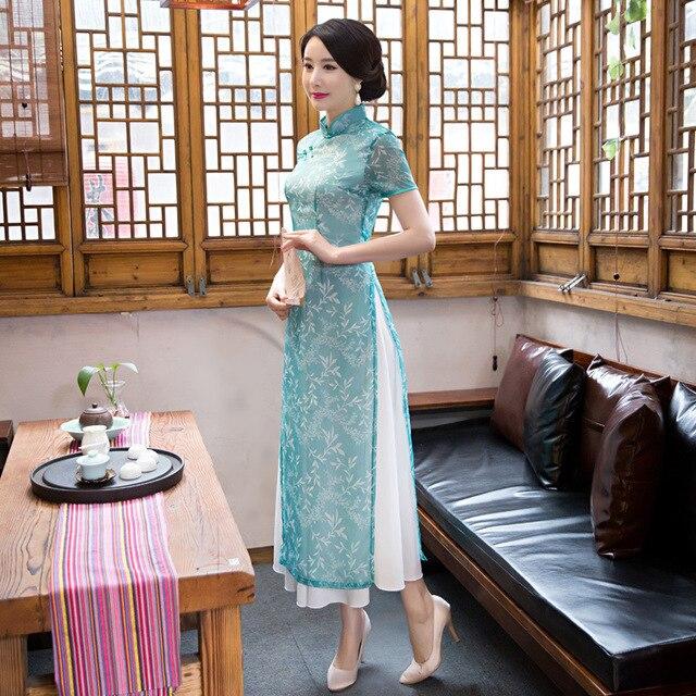 Chinesische frauen sexy traditionelle kleid chinesischen cheongsam ...