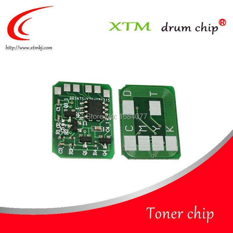 4 x Toner Reset Chip For OKI C811//C831//841 44844508 44844507 44844506 44844505