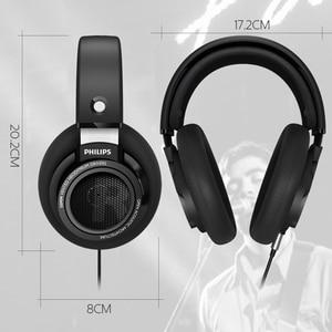 Image 2 - オリジナルフィリップスヘッドセットSHP9500プロフェッショナルヘッドフォン3.5ミリメートル有線3メートルロングイヤホンhuawei社xiaomi MP3
