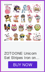 HTB1OeNde8WD3KVjSZFsq6AqkpXa3 ZOTOONE Cute Cartoon Animal Patches Heat Transfer Iron on Patch for T-Shirt Children Gift DIY Clothes Stickers Heat Transfer G