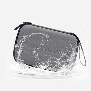 Image 1 - Dla DJI Osmo Pocket Gimbal akcesoria wodoodporna torba etui ochronne ze skóry pu osłona przeciwwodna na kamera kardanowa
