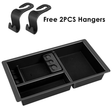 Car Seat Organizer Auto Car Slit Crevice Storage Box Interior Accessories For Silverado/GMC Sierra/Chevy Suburba/Tahoe/GMC Yukon