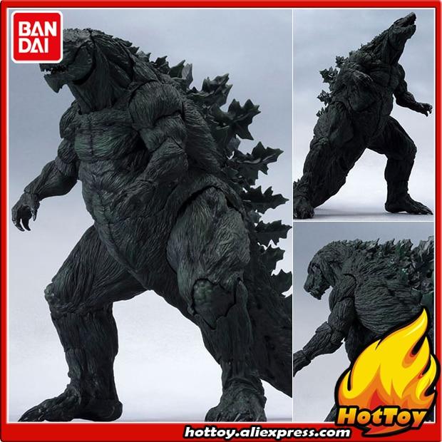 100% Original BANDAI Tamashii Nation S.H.MonsterArts (SHM) Action Figure - Godzilla (2017) First Press Limited Edition бутсы nike mercurial victory fg