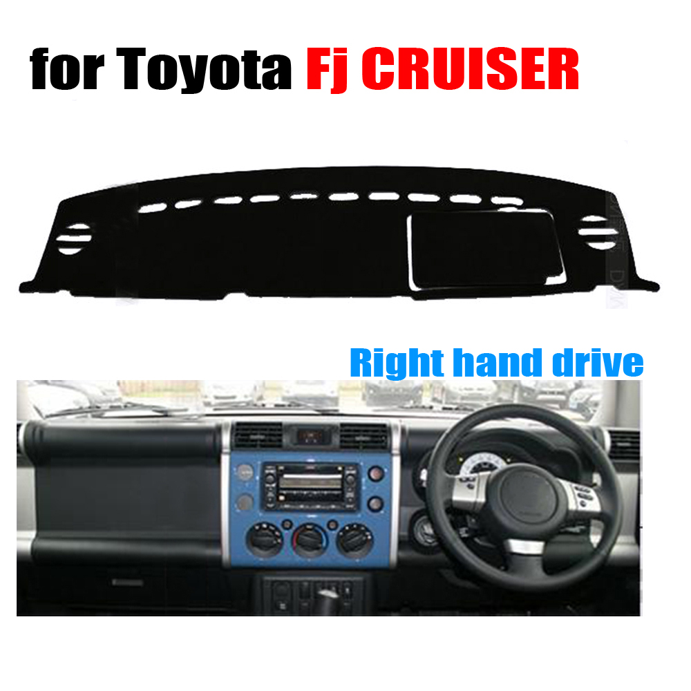 popular toyota right hand drive dashboard cover buy cheap toyota right hand drive dashboard. Black Bedroom Furniture Sets. Home Design Ideas
