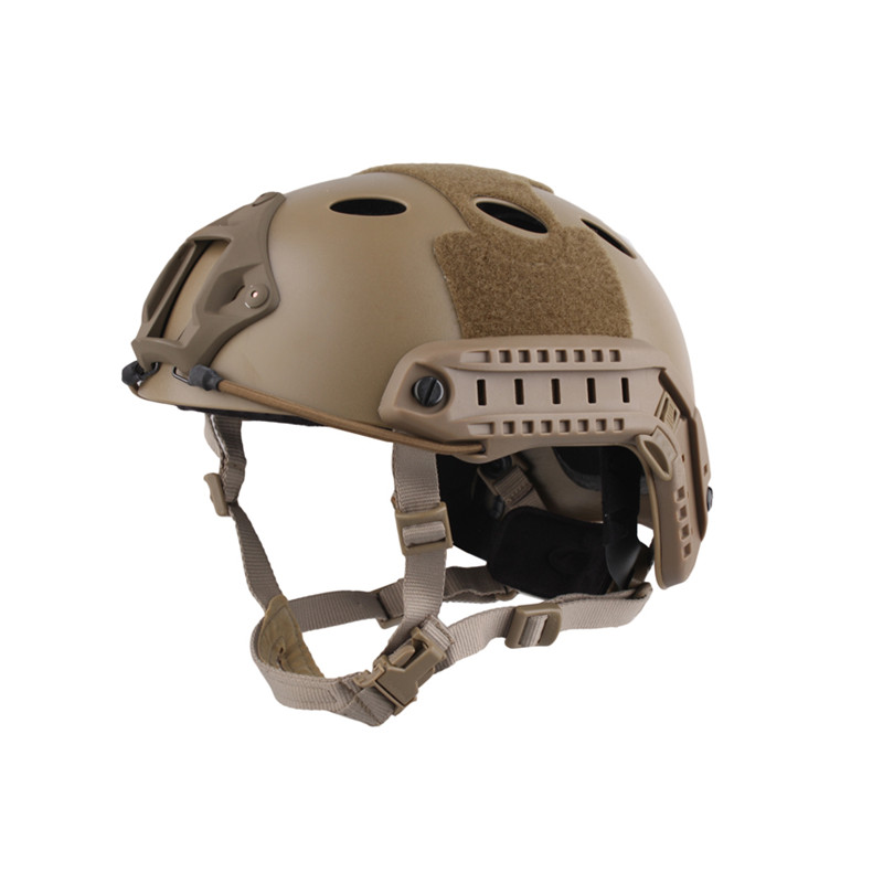 Army Military Tactical Helmet Cover Casco Airsoft Helmet Accessories Paintball Fast Jumping Protective Helmet Safety & Survival