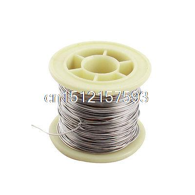 50ft Long 0.7mm AWG21 Gauge Nichrome Resistor Wire for Frigidaire Heater цена