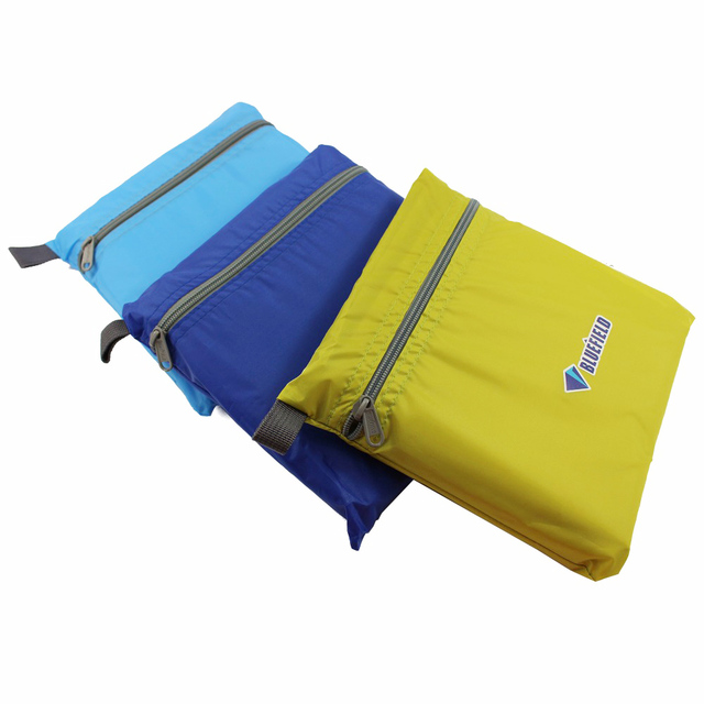 PSKOOK Canopy 2.1m*2.9m Tent Shelter Outdoor Waterproof Sun Shelter Sun Shade  Camping Cushion Survival Shelter Hiking Tarp