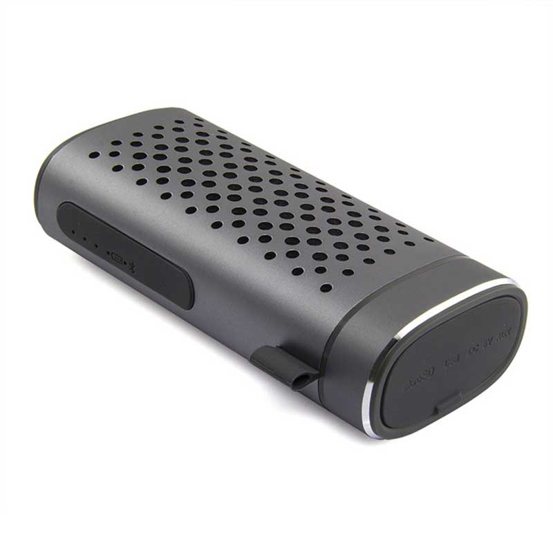 2017 Portable Bluetooth Speaker Power Bank 4400mAh For IPhones Outdoor Portable Power Bank