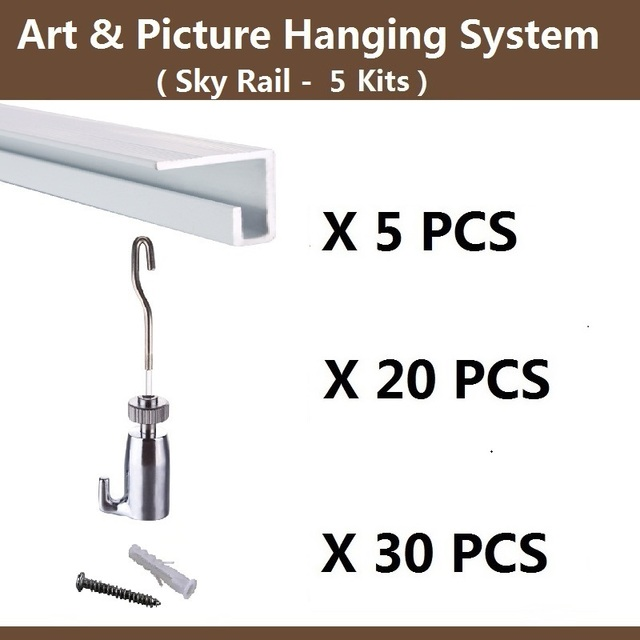 Free Shippingpicture Hanging Hardwareart Hanging Systemsceiling