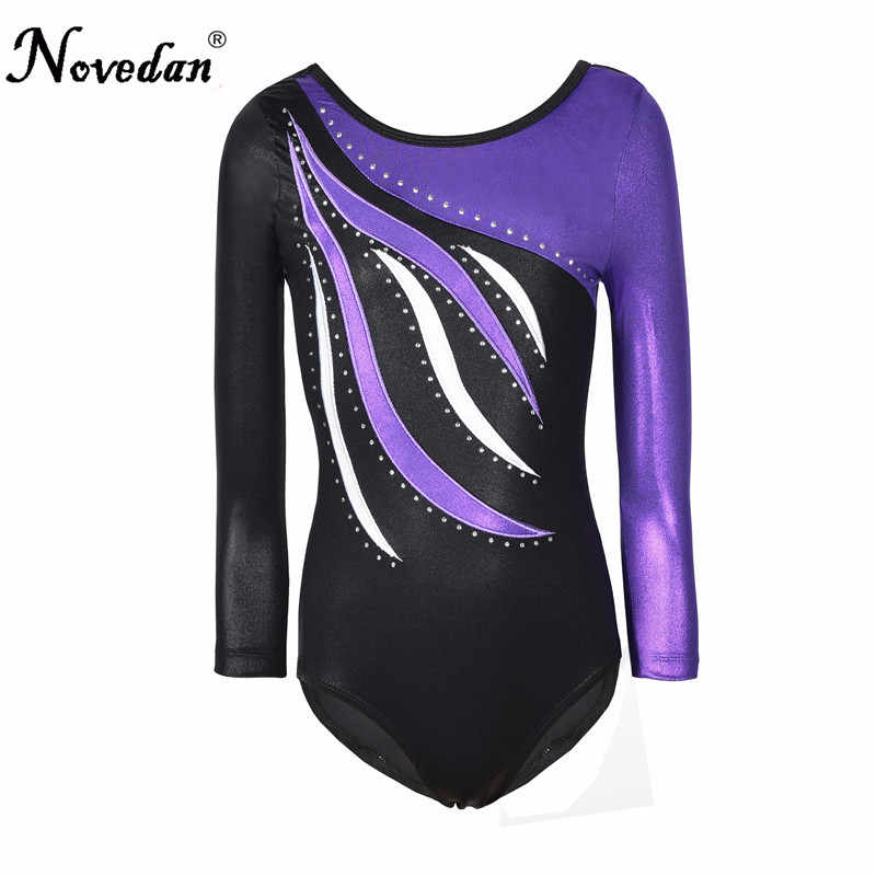 ce10b3bec Detail Feedback Questions about Ballet Leotards For Girls Rhythmic ...