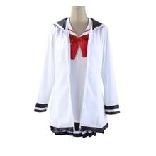 Wish Upon the Pleiades Cosplay Subaru Costume Womens Dress School Uniforms