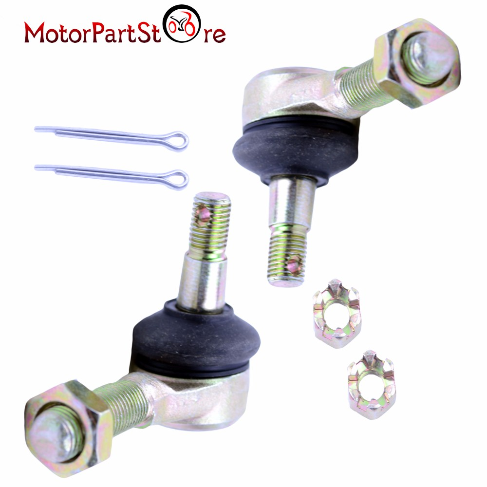 Atv,rv,boat & Other Vehicle Automobiles & Motorcycles Tie Rod End Kit For Yamaha Raptor 700 Se Yfm700 Yfm-700 2007-2009 2012-2014 2 Sets @30