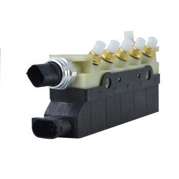 새로운 공기 압축기 밸브 블록 메르세데스 s430 s500 s600 s55 amg w220 w211 2203200258 용 에어 서스펜션 컨트롤러