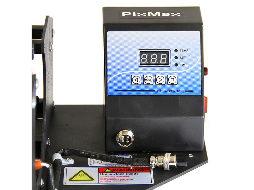 Портативный цифровой термопресс для кружек, сублимационная печать на кружках