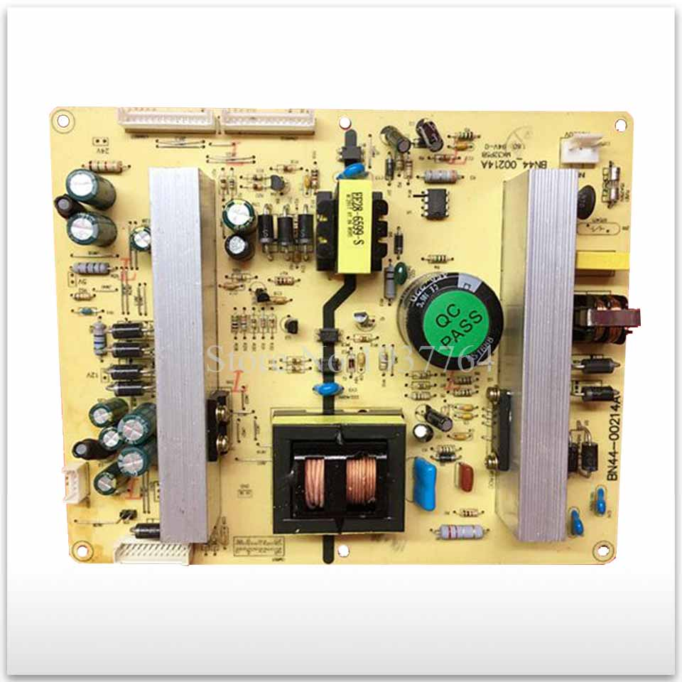 100% new good working for Power Supply board MK32P5B BN44-00214A board 100% compatible new board for lcd 32ge220a lcd 32z120a runtka770wjqz lip 32u0402a power supply board good working