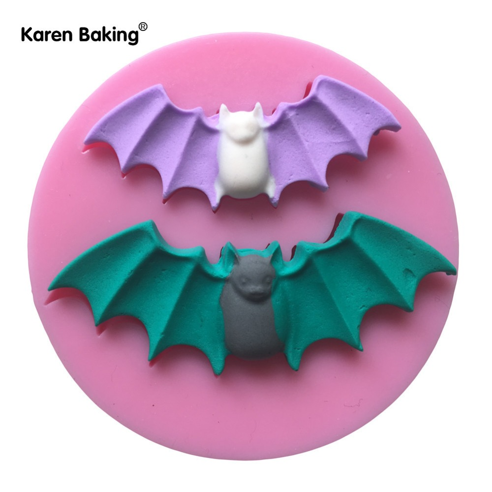 Cake Molds Kitchen,dining & Bar F1045 Small Christmas Series Silicone Fondant Mold Gum Paste Cake Decorating Cake Topper Mould Resin