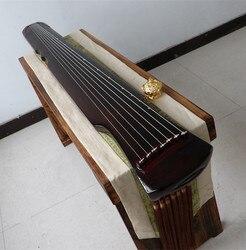 2019 ארביטראז 'פאולוניה guqinFeatured חינם פאולוניה Fuxi Guqin סגנון, העדיף מתחילים, מכשירים עממיים סיניים