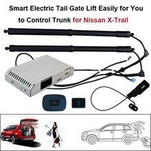 Smart Auto Электрический хвост ворота лифт для Nissan X-trail Управление комплект высота избежать щепотку с защелкой