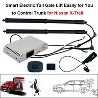 Smart Auto Electric Tail Gate Lift for Nissan X trail Control Set Height Avoid Pinch With Latch
