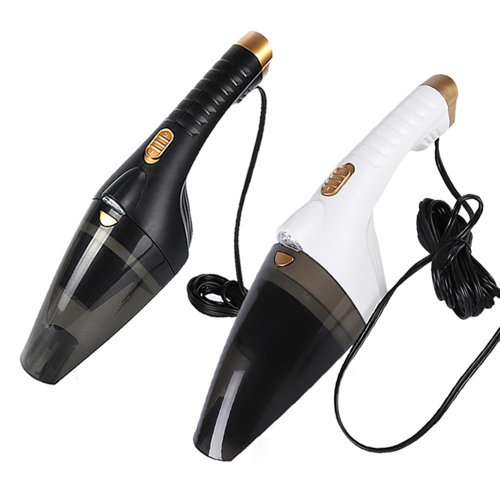 New Style High-power Car Wet And Dry Dual Use Hand-held Cleaner Portable Auto Vacuum Cleaner Car Electrical Appliance