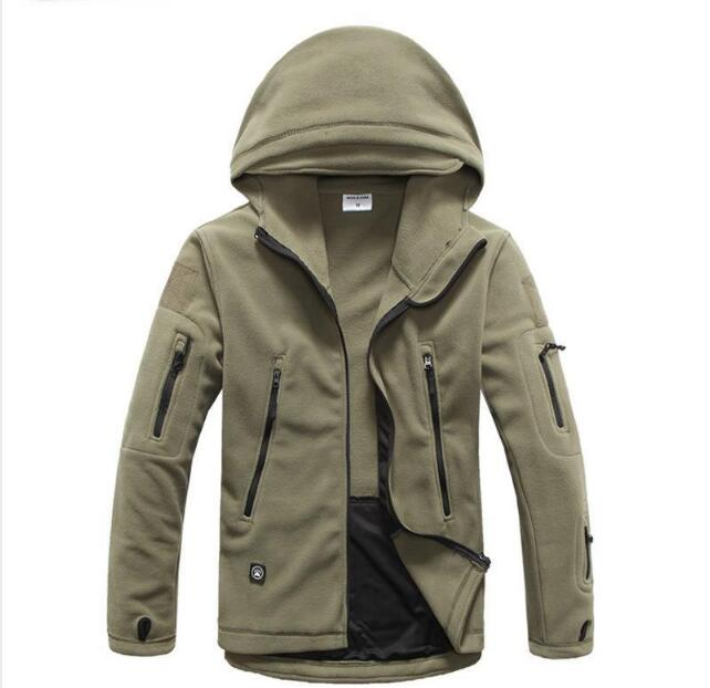 2016 Tactical models shark skin soft shell fleece Outdoor Jacket windbreaker Camping jacket softshell Hunting sports clothes lurker shark skin soft shell v4 military tactical jacket men waterproof windproof warm coat camouflage hooded camo army clothing