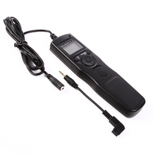 Timer Remote Control Shutter with S1 Cable for Sony A900 A850 A700 A550 A350 A200 A100 A77 A35