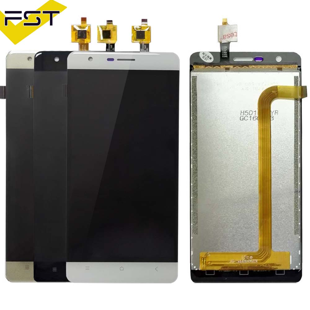 For Oukitel K4000 Lite LCD Display+Touch Screen Assembly 100% Tested LCD Digitizer Glass Replacement For Oukitel K4000 Lite