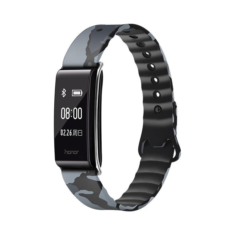 Applicable Huawei Honor Smart Band A2 wristband wrist strap Huawei band A2 silicone replacement wristband sports color strap