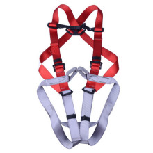 Portable Accessory Professional Outdoor Rock Climbing Belt High Altitude Full Body Safety Belt Harnesses Survival Kit