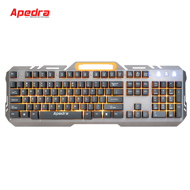 iMICE Desktop Gaming Keyboard Wired USB Keyboard 104Keys Backlight Mechanical Felling Metal Laptop Gamer Keyboard for Win7/8/MACiMICE Desktop Gaming Keyboard Wired USB Keyboard 104Keys Backlight Mechanical Felling Metal Laptop Gamer Keyboard for Win7/8/MAC