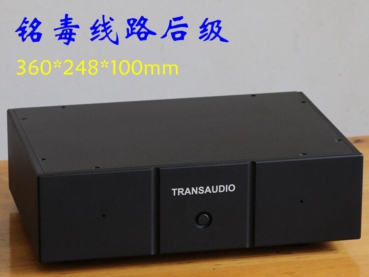 Offre spéciale Naim NAP140 amplificateur de puissance/amplificateur audio domestique
