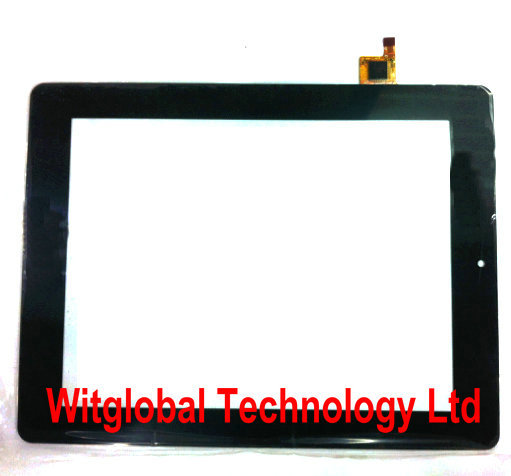 Black 8 inch Tablet 080088-01a-v1 Capacitive touch screen Touch panel Digitizer Glass Sensor replacement Free Shipping