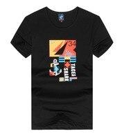 Мужская футболка брендовая одежда tace & Shark человек футболки из чистого хлопка с буквенным принтом Футболка Billionaire