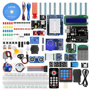 Image 1 - LAFVIN for UNO R3 Project Complete Starter Kit with Tutorial for Arduino